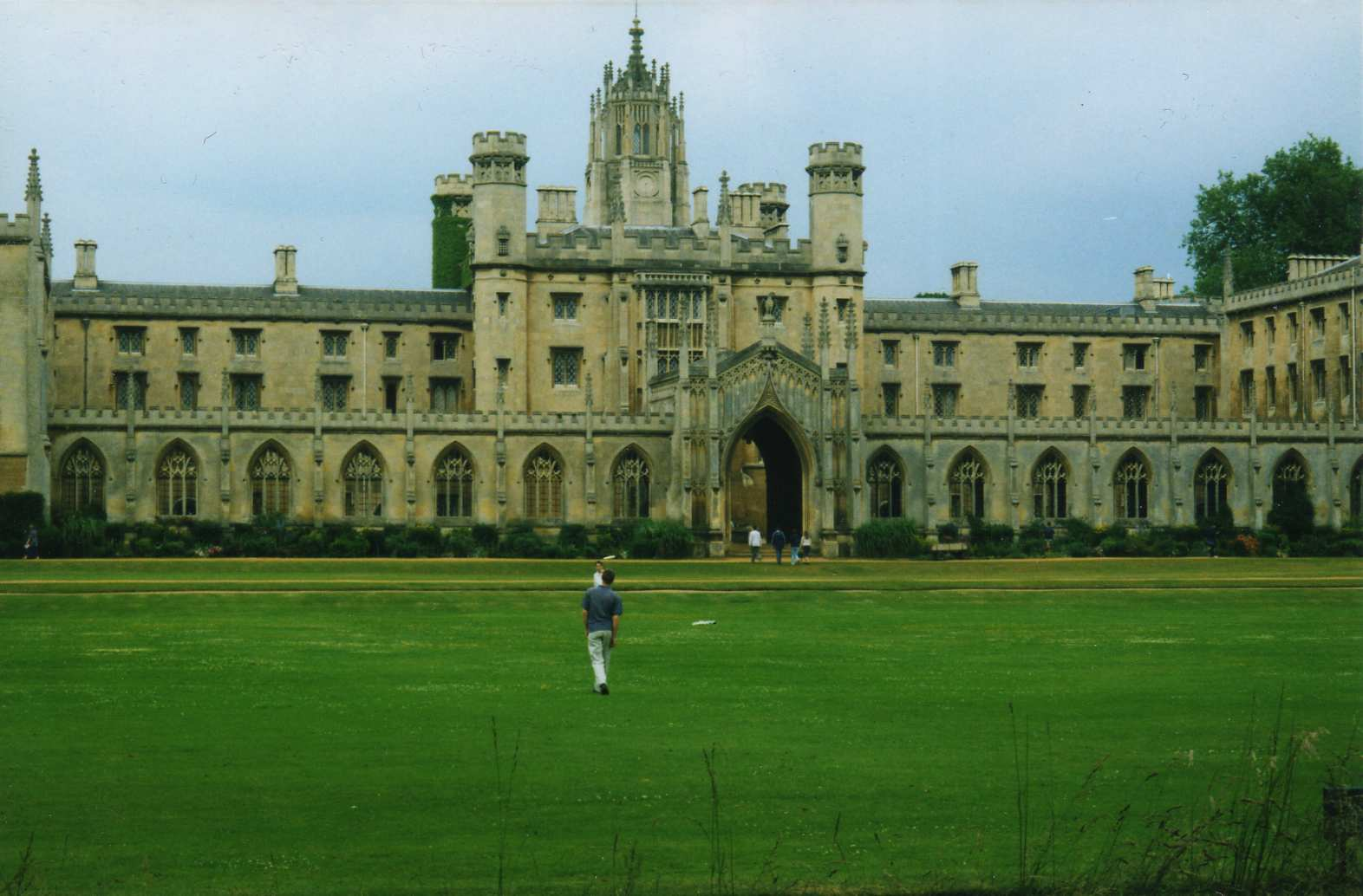 Part I: London & Cambridge